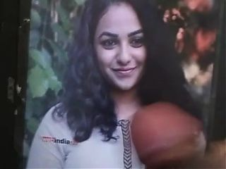 Nithya Menon Hot cock tribute