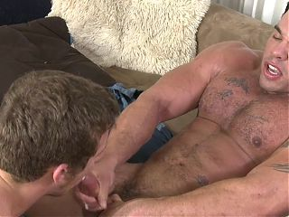 HOT Stud fucks  hard