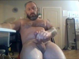 Solo masturbing and cumshoot 21
