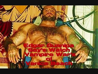 Edgar Guanipa In A Lemuel Perry Film.Muscle Eddie # 1 Film