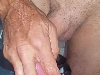 Big uncut ready to dock