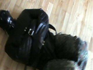 Tickling in straitjacket
