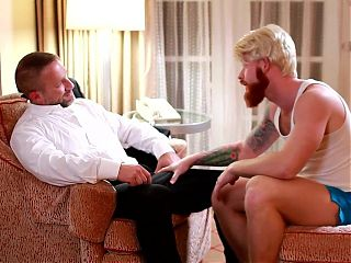 Bennett Anthony and Dirk Caber
