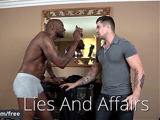 Men.com - Diesel Washington and Micah Brandt - Lies And Affa