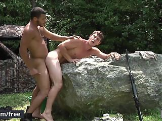 Men.com - Kaden Alexander and Paul Canon - The Hunt Part 1