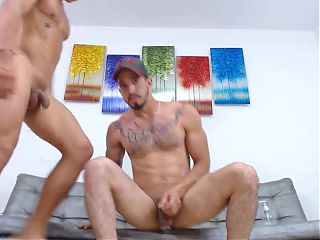 Latin friends on cam