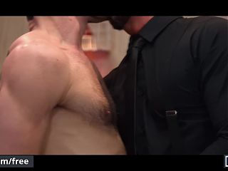 James Castle Been Dominated By Tyler Berg Big Cock - Men.com