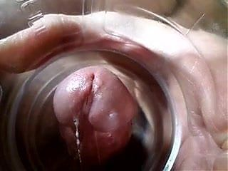 jackmeoffnow cbt big cock head dick erection slide in bottle