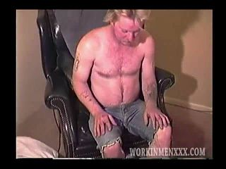 Amateur Mature Man Don Jacks Off